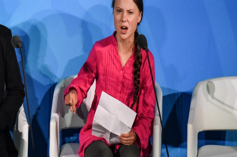 Greta Thunberg denunció a Argentina y a otros 4 países en la ONU