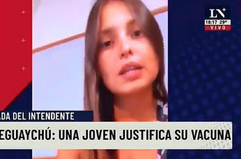 Claudia Centurión