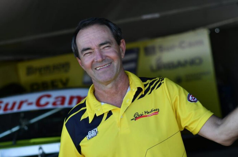 """TC: el equipo del """"Gurí"""" Martínez presentará un auto menos en San Juan"""
