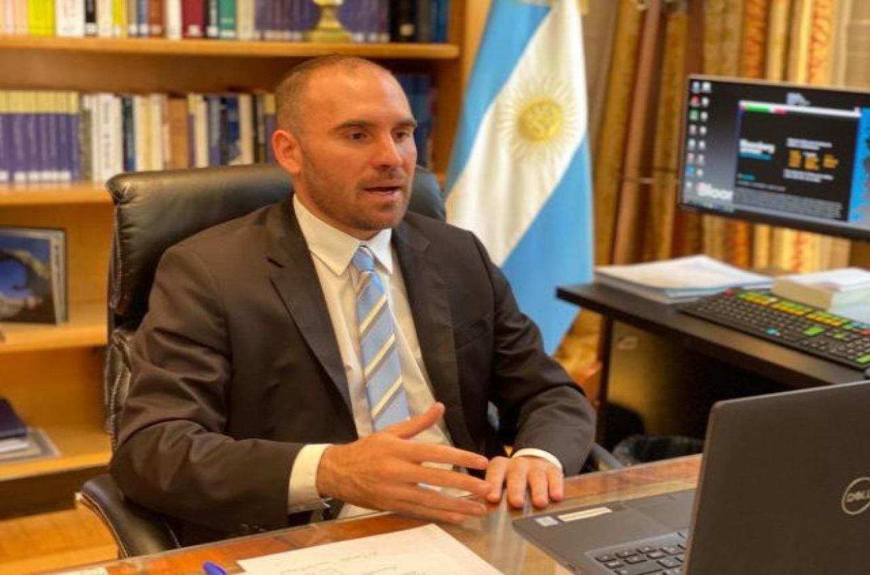 Guzmán se reunió con el principal asesor económico de Ángela Merkel