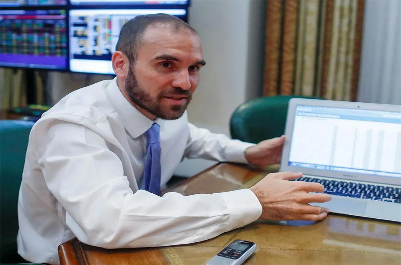 """Martín Guzmán es el ministro de Economía y """"el hombre"""" que negocia la deuda externa de Argentina."""