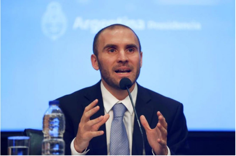 Martín Guzmán, ministro de Economía