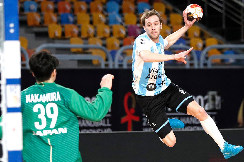 """""""Los Gladiadores"""" comenzaron la segunda ronda del Mundial con un triunfo ante Japón"""