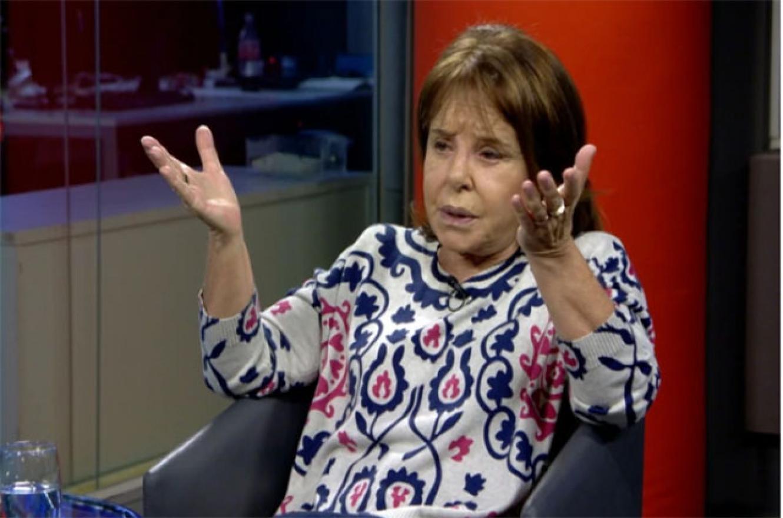"""Hilda """"Chiche"""" Duhalde"""