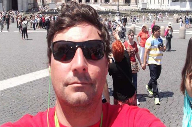El abogado Salvador Altamura secuestrado y asesinado en Quilmes.