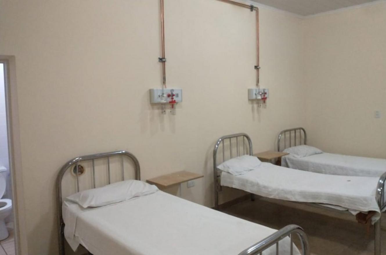 Hospital San Roque de Villa Elisa