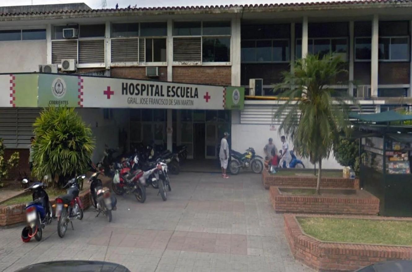 Hospital Escuela Corrientes