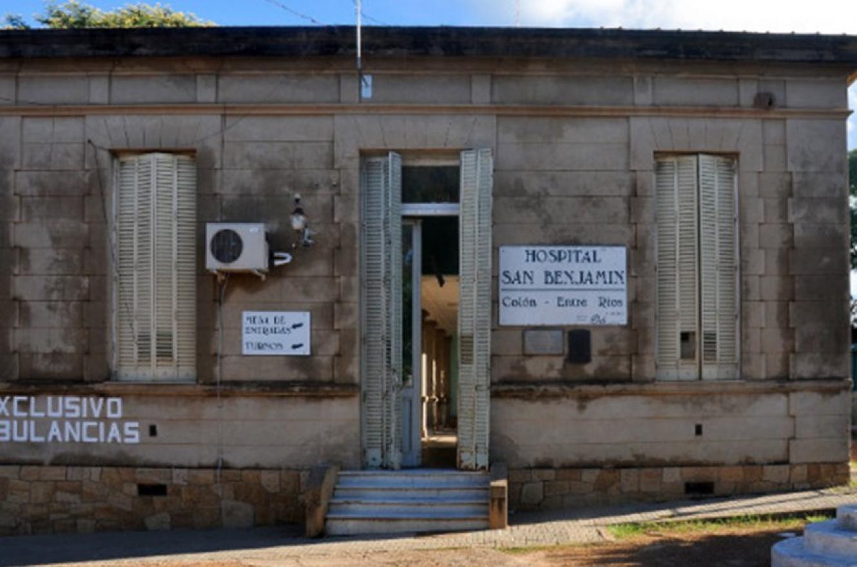 Hospital San Benjamín de Colón