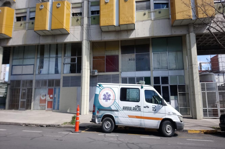 hospital San Martín (Foto: ANALISIS)