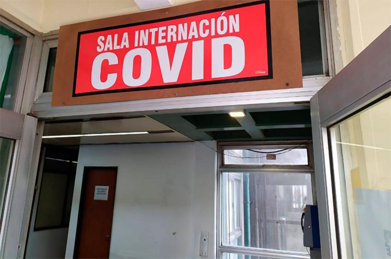 hospital San Martín internación Covid
