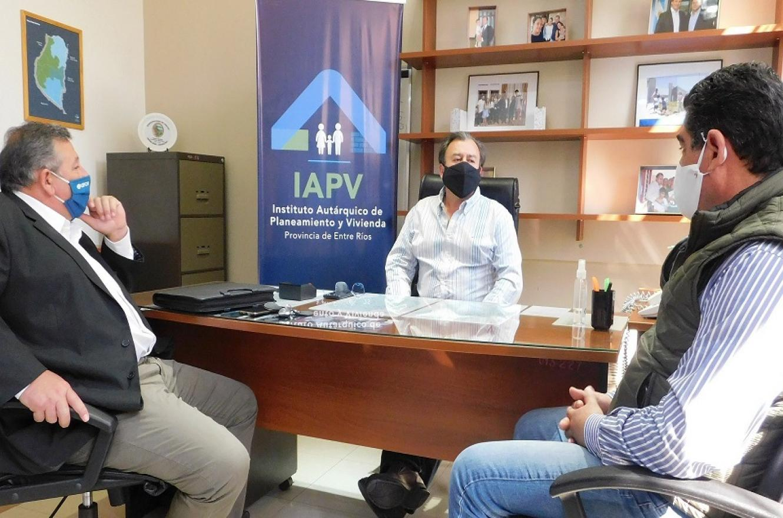 La provincia reanudará la construcción de viviendas en El Pingo