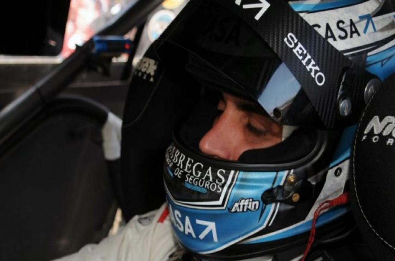 El entrerriano Franco Riva giró en el autódromo de Buenos Aires