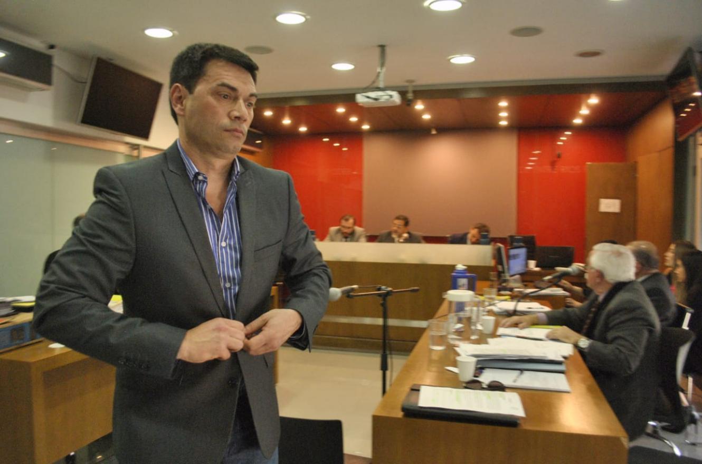 Juan José Canosa en juicio (Foto: ANALISIS)