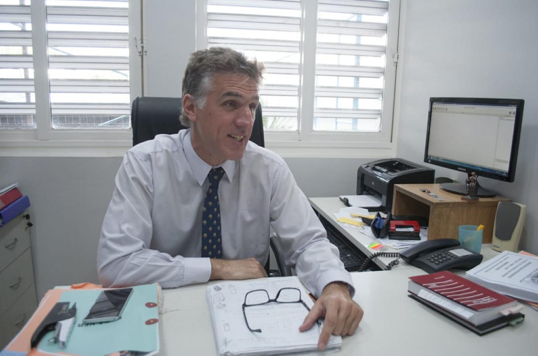 Leandro Dato es fiscal de la Unidad Fiscal Especializada en Violencia de Género y Abuso Sexual de Paraná