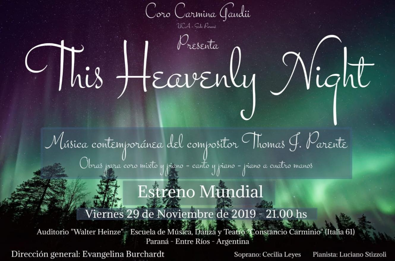 """""""This Heavenly Nigth"""""""