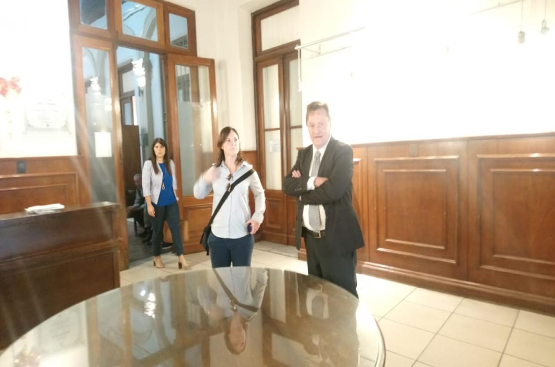 Sergio Varisco en juicio (Foto: ANALISIS)