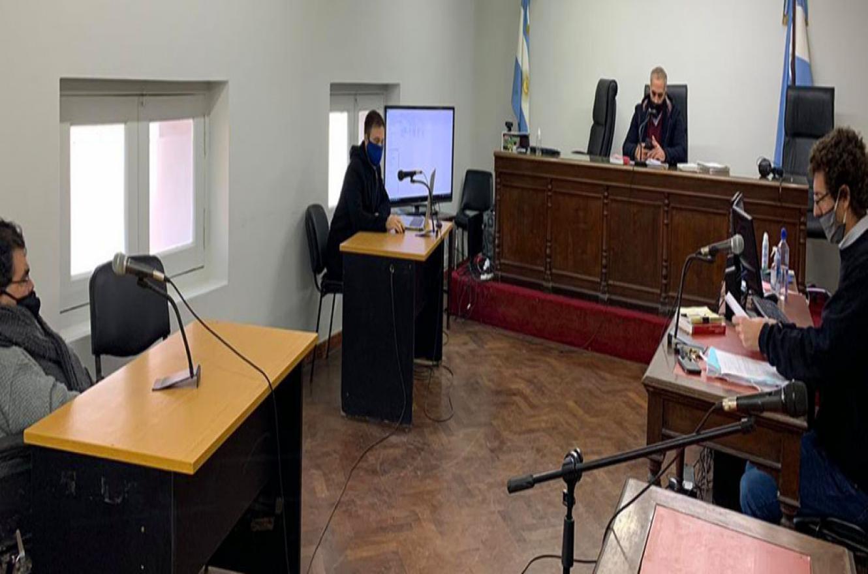 audiencia prisión preventiva crimen Teresa Galli