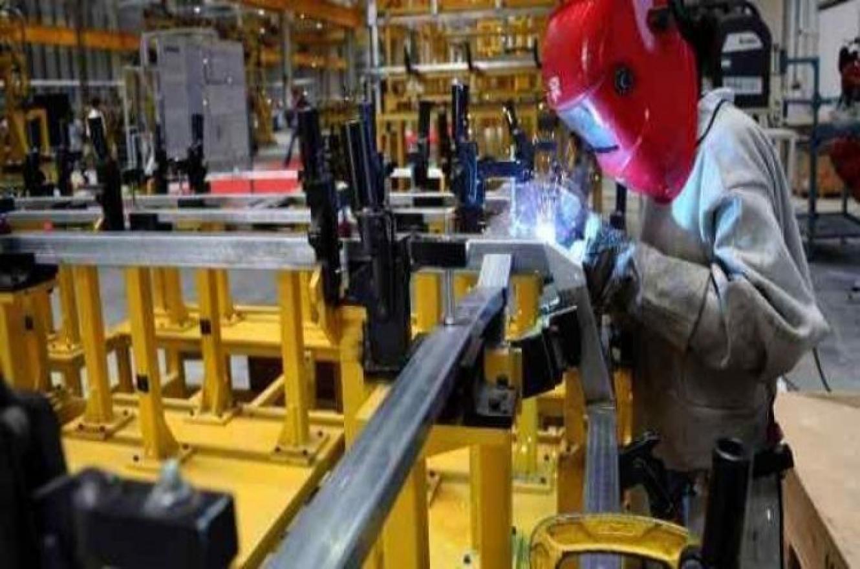 Creció el uso de capacidad instalada de industrias y llegó al nivel más alto en dos años