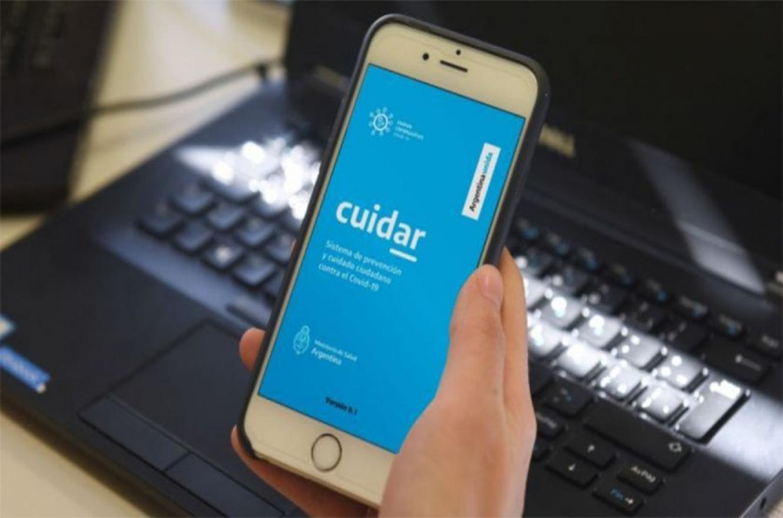 La App CuidAR permite hacer una autoevaluación de síntomas de COVID-19 y será obligatoria para los trabajadores que se reincorporen a partir del lunes.