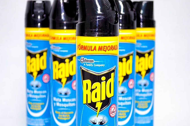 Pesticidas para matar mosquitos