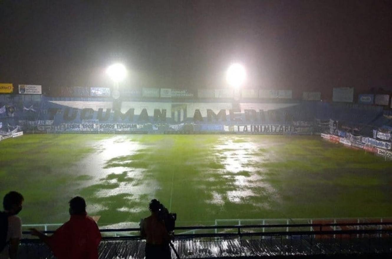 Atlético Tucumán y Huracán completarán su partido el 24 de marzo