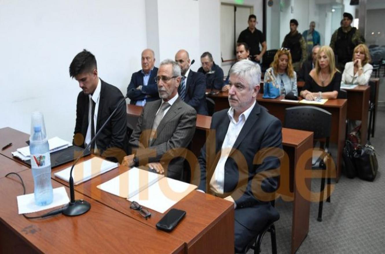 Ricardo Jaime en juicio