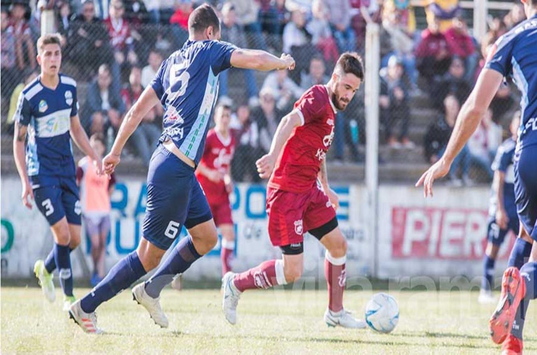 """El entrerriano Jonathan López está """"contento por volver a jugar un torneo profesional"""""""