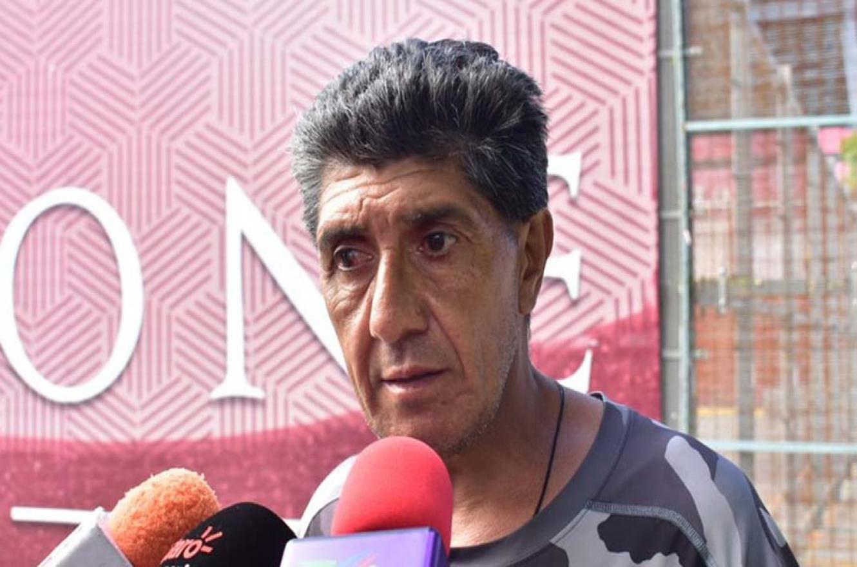 """Estoy agradecido a Dios que me haya traído a México"", expresó el paranaense Jorge Comas"
