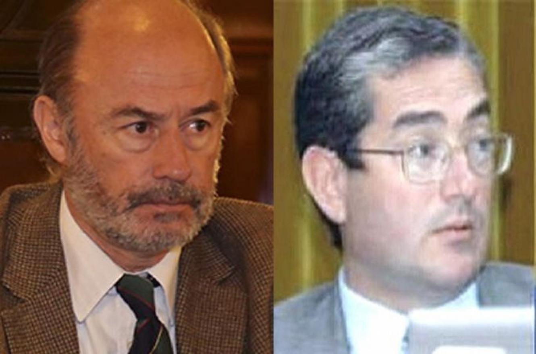 Luis María Rizzi y Javier Anzoátegui