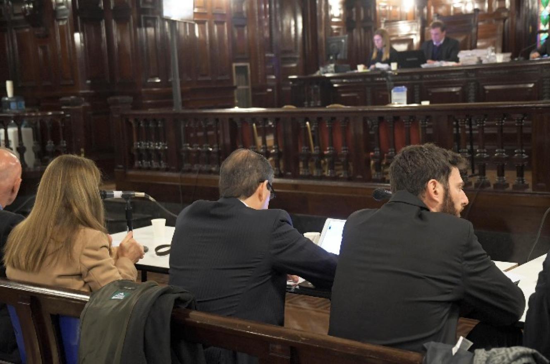 Juicio por la muerte de Pérez Volpin