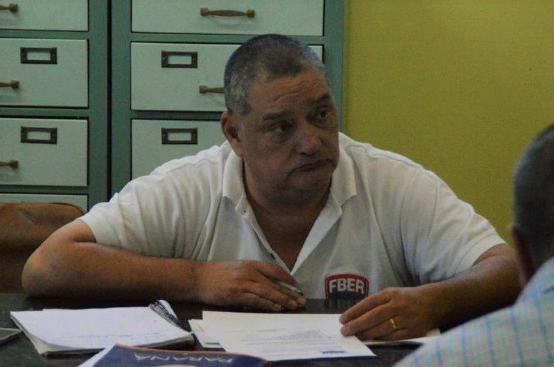 Julio Giménez asumió como nuevo presidente de la Federación de Básquet de Entre Ríos