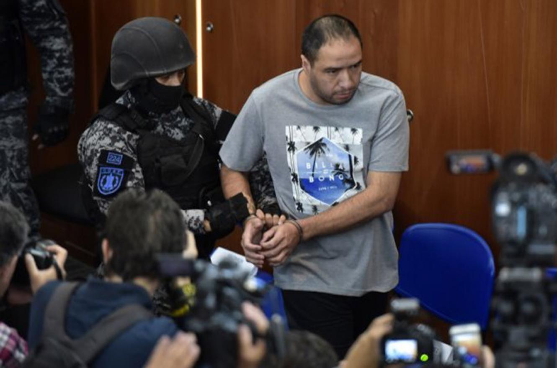 Otra condena. El año pasado Jure ya había sido condenado por la Justicia santafesina como miembro de Los Monos. (Foto La Capital de Rosario).