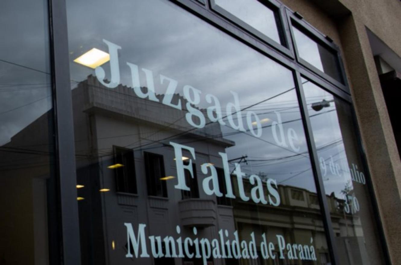 Juzgado de Faltas de Paraná