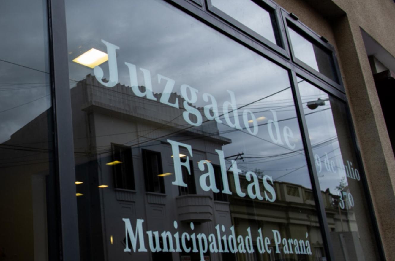 Llaman a Concurso Público y Abierto para el Juzgado de Faltas 2 y 3 de Paraná