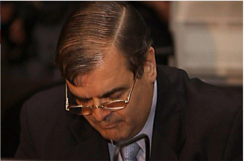 Eduardo Emilio Kalinec, condenado a prisión perpetua en 2010 por crímenes de lesa humanidad