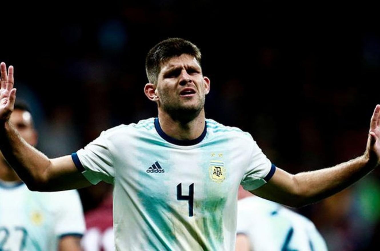 El entrerriano Kannemann tiene coronavirus y será baja para la selección argentina