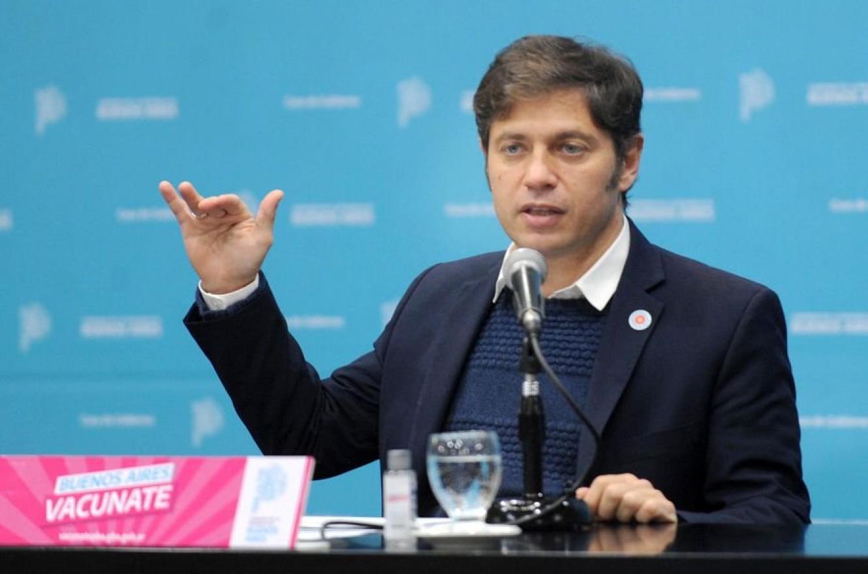 Los ministros bonaerenses pusieron su renuncia a disposición del gobernador Kicillof