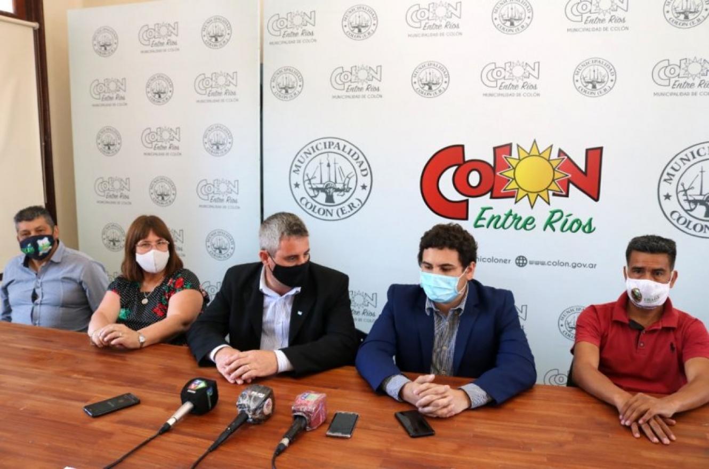 """Intendentes de Departamento Colón: """"Sin el seguro, los turistas no van a poder ingresar"""""""