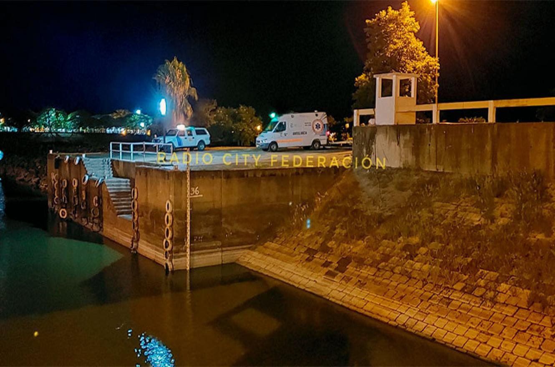 puerto de Federación