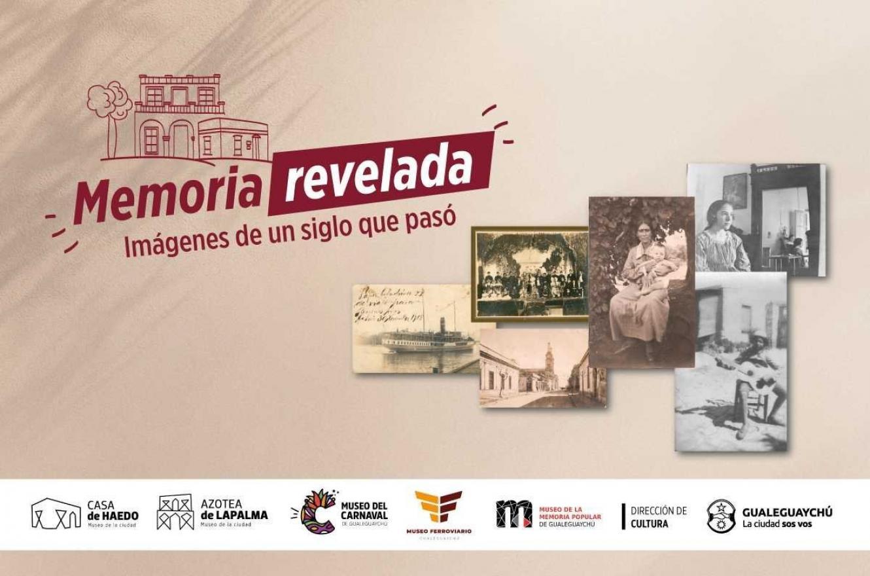 """""""Memoria revelada"""""""