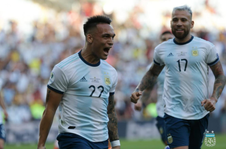 Copa América: Argentina venció a Venezuela y se topará con Brasil en semifinales