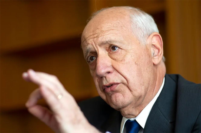 El ex ministro de Economía, Roberto Lavagna, coincidió con la vicepresidenta sobre el acuerdo político.