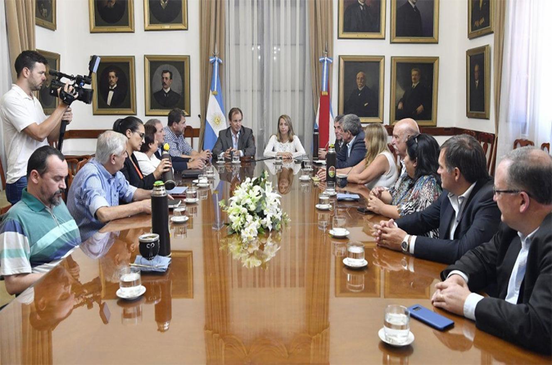 Legisladoras y legisladores del Frente Justicialista Creer Entre Ríos destacaron la decisión del gobernador Gustavo Bordet de no prorrogar la Ley de Emergencia en la provincia.