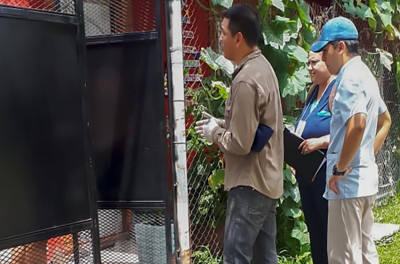 Realizan acciones en terreno ante un caso de leishmaniasis visceral en Concordia
