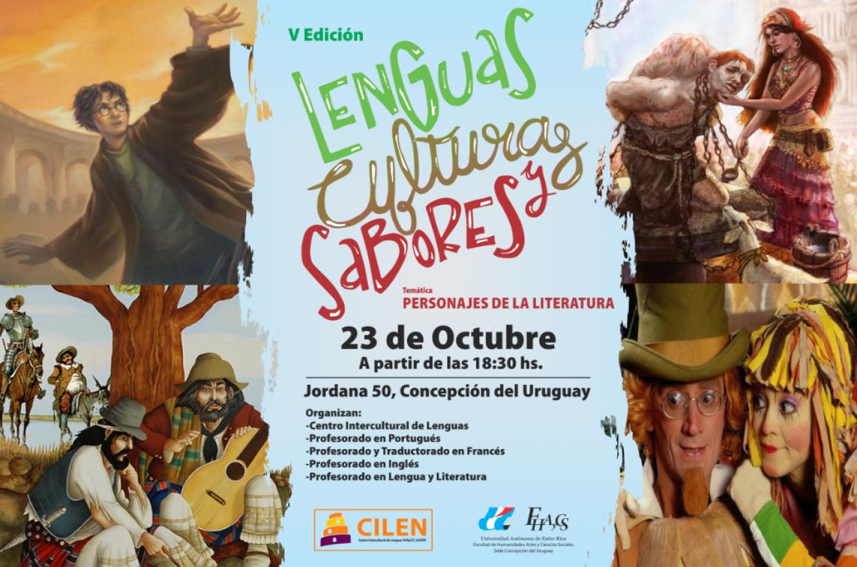 Lenguas, Culturas y Sabores