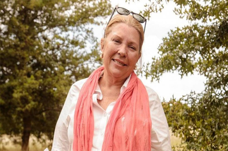 """Lilita Carrió expresó que """"a Macri no le hablo nunca más"""" y aseguró que no hay vuelta atrás en el vínculo con el ex presidente."""