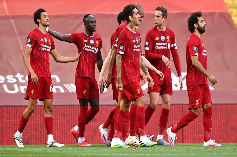 Luego de 30 años, Liverpool gritó campeón en inglaterra y obtuvo su primera Premier League