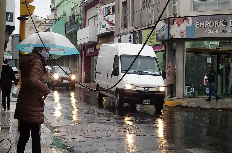 Alerta por tormentas fuertes para Entre Ríos