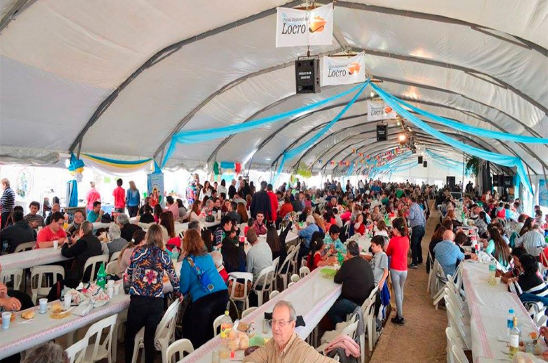 Fiesta Regional del Locro en Oro Verde