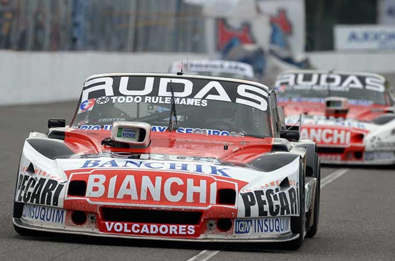 Los hermanos Bonelli pondrán solo un auto en pista en el Turismo Carretera